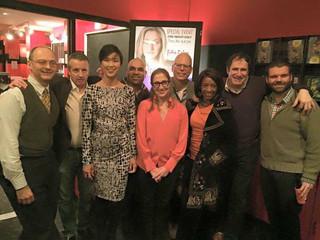 Edie Falco, Richard Kind, Grant Shaud, Adriane Lenox star in THRILLSVILLE reading at George Street P