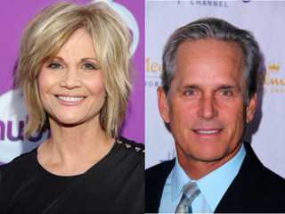 Pasadena Playhouse reading of THE GLINT with Markie Post and Gregory Harrison!