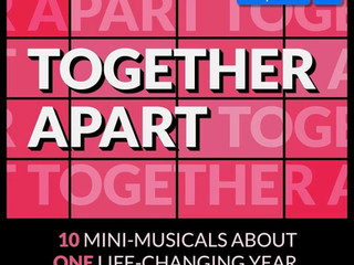 TOGETHER APART incl. Matt's mini-musical starring JoBeth Williams & Josh Hamilton premieres tonight!