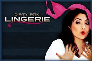 International hit DIRTY PAKI LINGERIE is coming back to NYC Aug 6th& 7th!