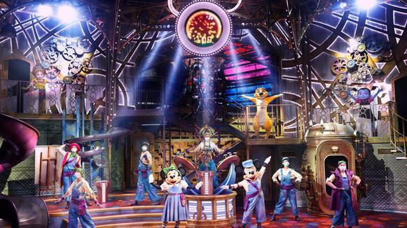 """Matt's bilingual musical """"Disney Junior Dream Factory"""" premieres today at Disneyland Paris!"""