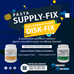 Pasta Supply-Fix nova embalagem da pasta Disk-Fix