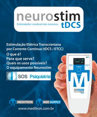 Estimulação Transcraniana com Corrente Contínua - tDCS / ETCC -  O que é e para que serve?