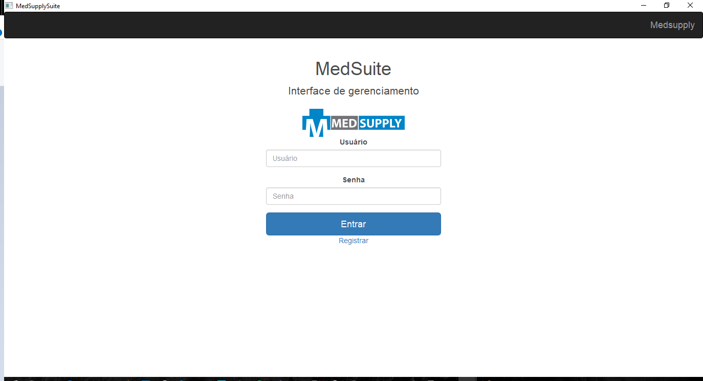 Sistema MedSuite
