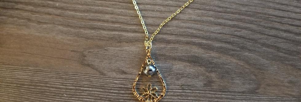 Tiare Sunset Necklace