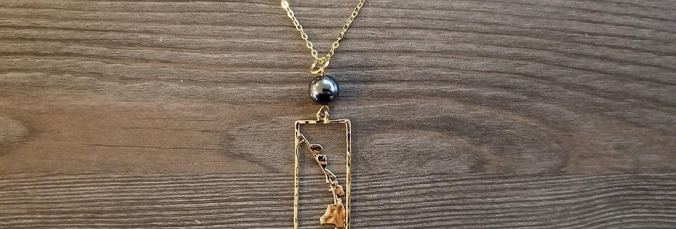 Hawaiian Islands Necklace