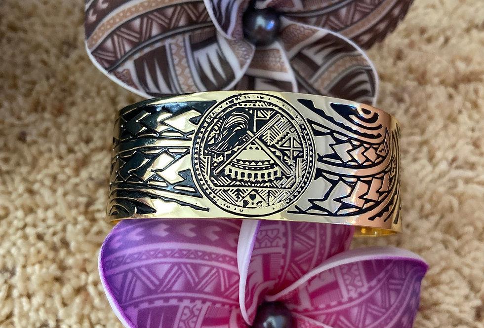 Samoan Seal 28mm Bracelet