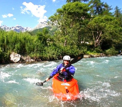 kayak serre chevalier
