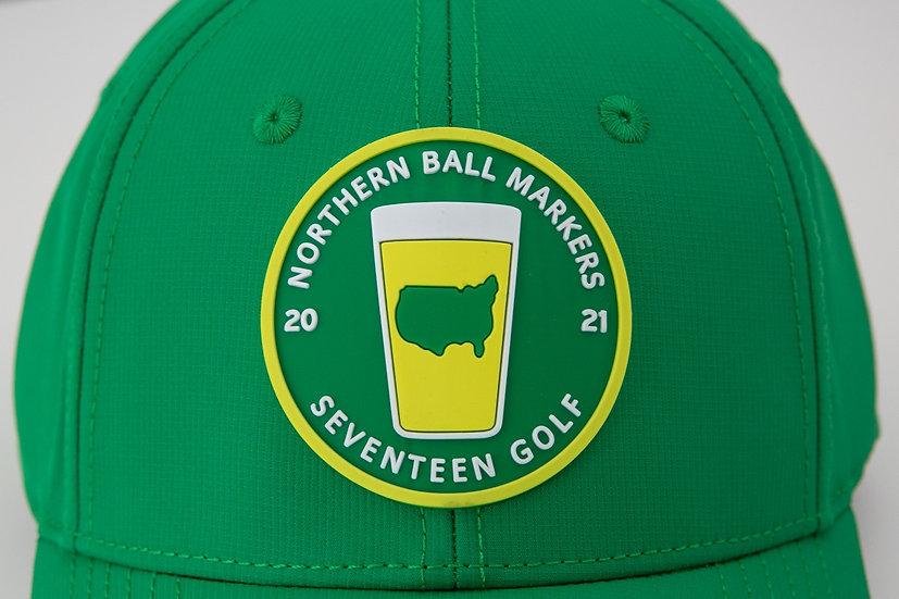 Masters Cap - Seventeen Golf x NBM