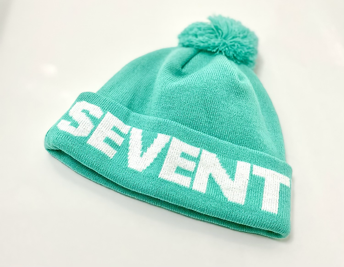Seventeen Golf Aquamarina Winter Hat