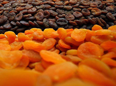 BENEFITS OF DRIED APRICOT