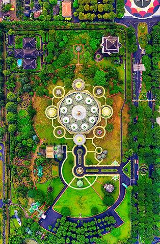 Ankara'da bahçe dizaynı