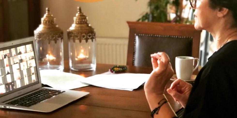 Ayşe Sezgin ile Dört Modülde Nefes ve Meditasyon
