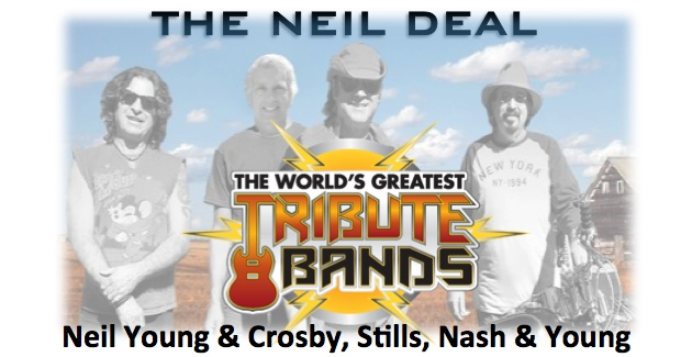 Neil Deal-Tribute Neil Young & CSN