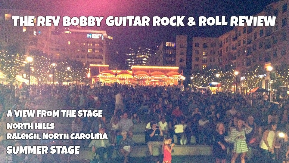 Bobby Guitar Rock and Roll Review