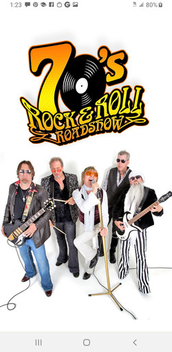 70's Rock n Roll Road Show