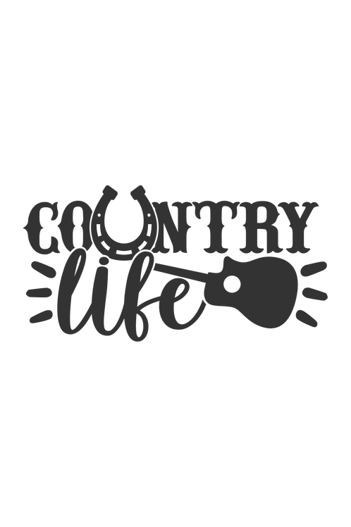 Outdoor Sign - Country Life