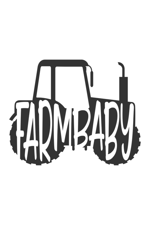 Outdoor Sign - Farm Baby