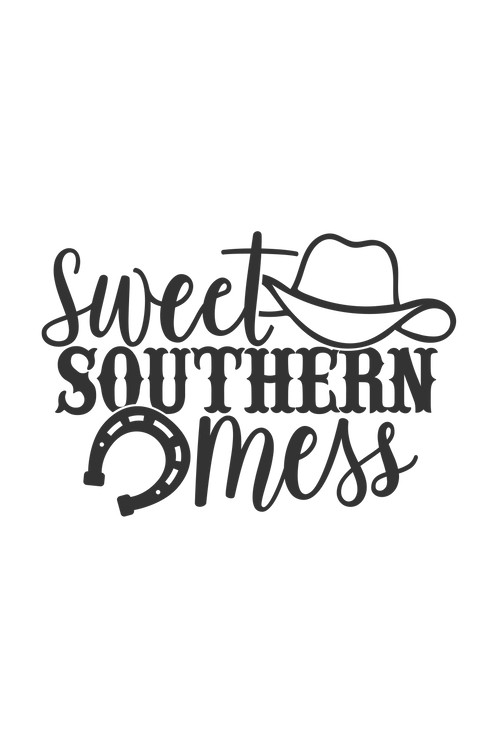 Outdoor Sign - Sweet Southern Mess