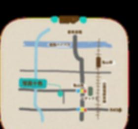 姫路写真館フォトスタジオ写真十色地図