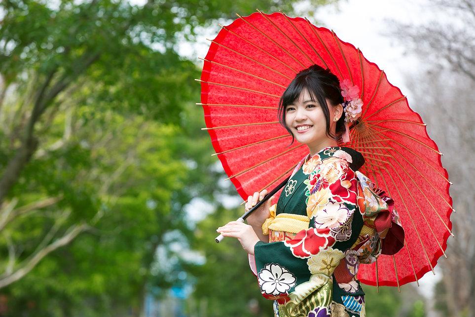 姫路成人式写真