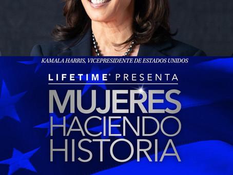 """LIFETIME ESTRENA EL IMPERDIBLE ESPECIAL """"MUJERES HACIENDO HISTORIA"""""""