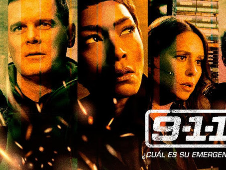 """VUELVE """"9-1-1"""" A FOX CHANNEL CON NUEVAS Y EMOCIONANTES HISTORIAS"""