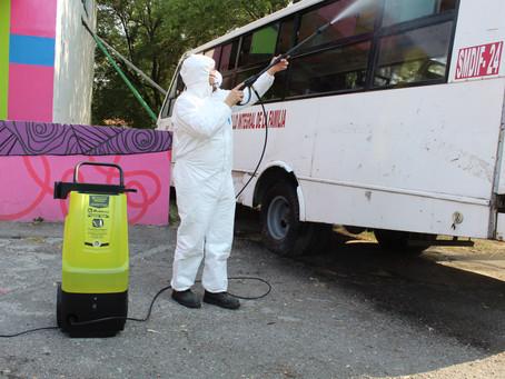 """""""Koblenz apoya la pandemia a través de una donación de Hidrolavadoras en el Estado de México"""""""