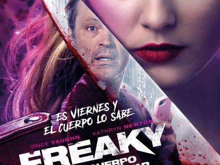 FREAKY. ESTE CUERPO ESTÁ PARA MATAR: Una inusual y divertida comedia de terror