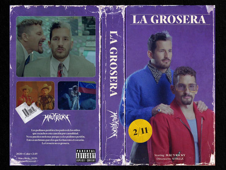 "MAU Y RICKY ESTRENAN ""LA GROSERA"""