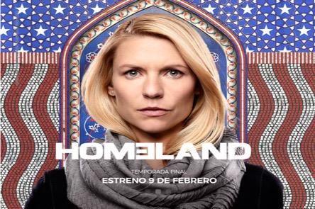 """""""HOMELAND"""", LA TEMPORADA FINAL DE LA ICÓNICA SERIE DRAMÁTICA LLEGA ESTE DOMINGO 9 A LAS 10:30PM"""