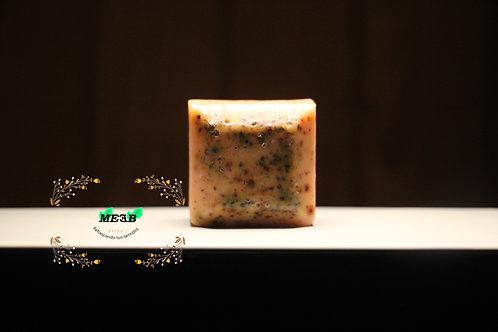 Jabón miniatura de té de frambuesa 10 piezas