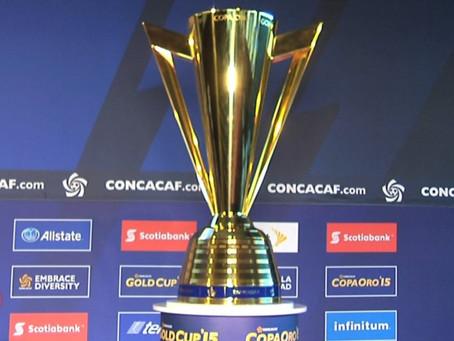 Confirmados los 16 Equipos Participantes para la Copa Oro 2019 de Concacaf