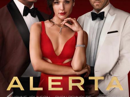Prepárate para la película más emocionante y épica de la historia! Alerta roja llega el 12 de nov