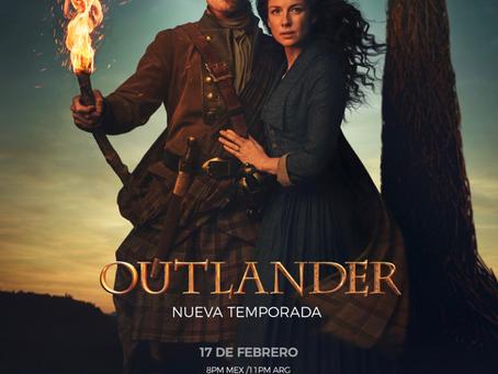 """FOX PREMIUM confirma la fecha de estreno en América Latina de la quinta temporada de """"Outlander"""""""