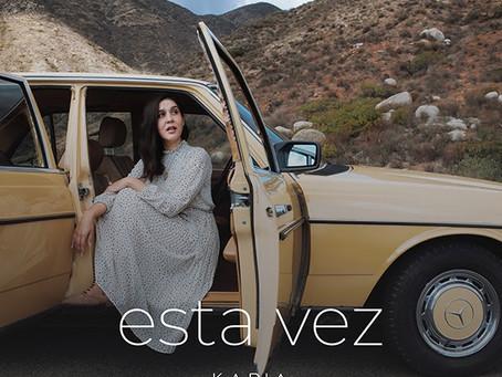 Karla Bañales sella en firme su regreso con emotivo videoclip realizado en Ensenada
