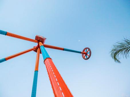 CraZanity: El péndulo más alto del mundo ya está abierto en Six Flags México