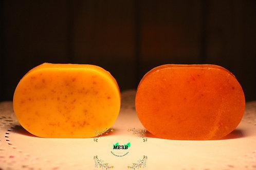 Jabón de Naranja Energizante 1 pieza