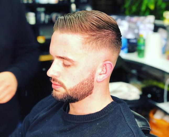 hair and beard gent's  - mac's hair & be