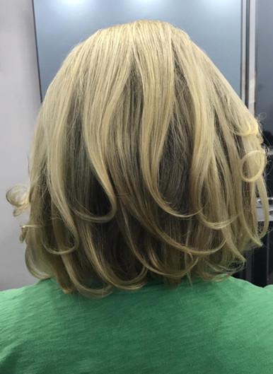 women's hair cut  - mac's hair & beauty
