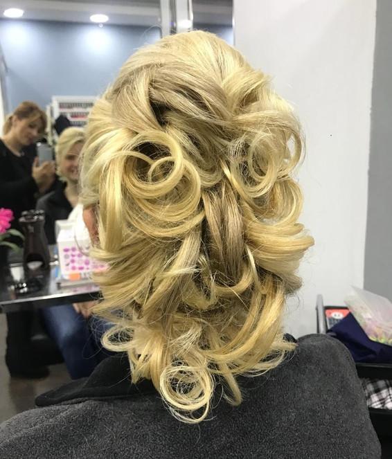 ladies hairstyle and haircut - mac's hai