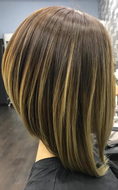 Ladies hairstyle - mac's hair & beauty s