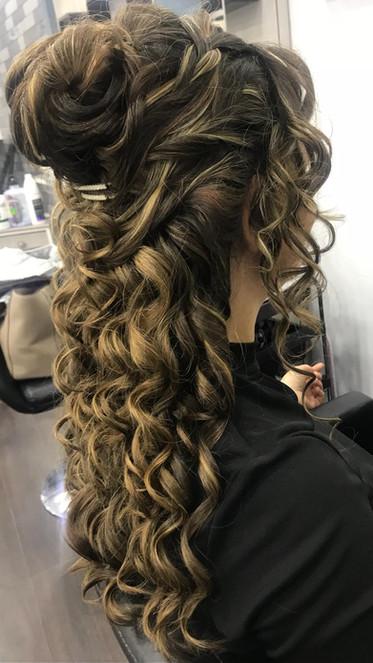 haricut women ladies  - mac's hair & bea
