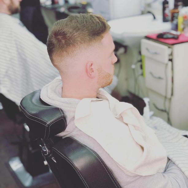 haircut for men - mac's hair & beauty sa
