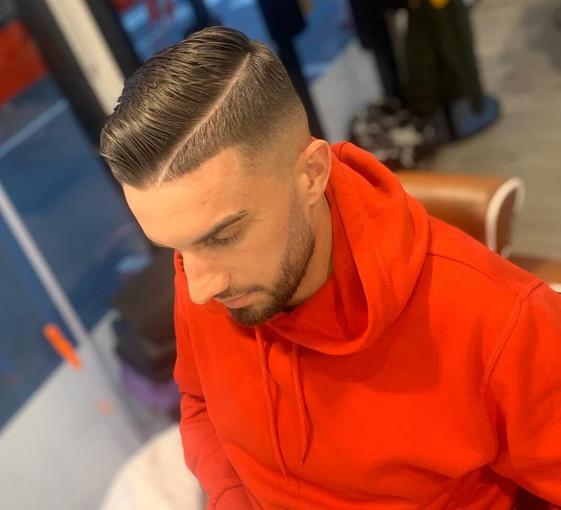 haircut and gent's salon treatment - mac