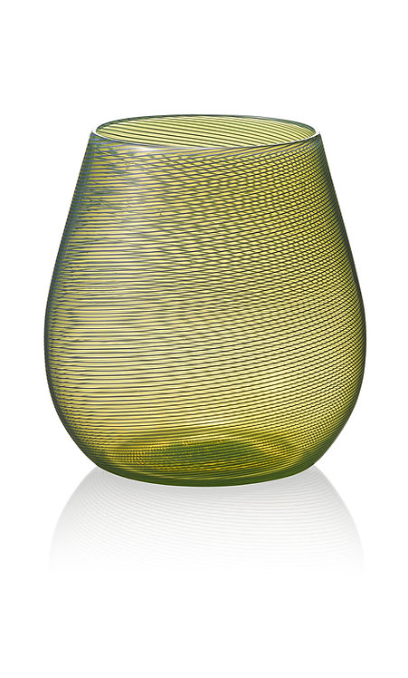 """Stemless """"Mezza Filigrana"""" wine glass"""