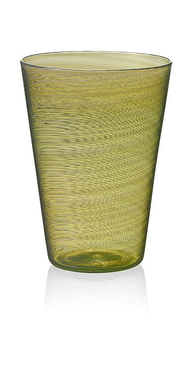 """Tall """"Mezza Filigrana"""" beer glass"""