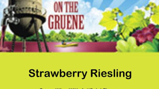 Strawberry Riesling