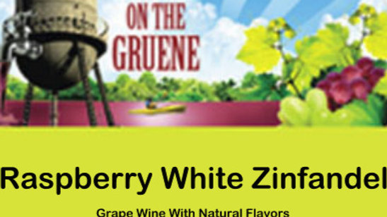 Raspberry White Zinfandel