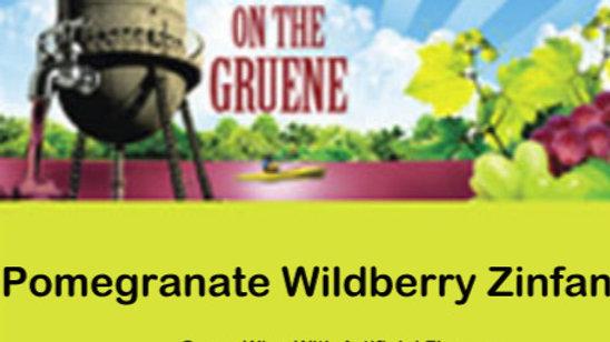 Pomegranate Wildberry Zinfandel